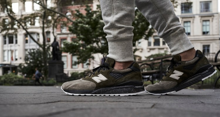 "Todd Snyder x New Balance 998 ""Dirty Martini"""