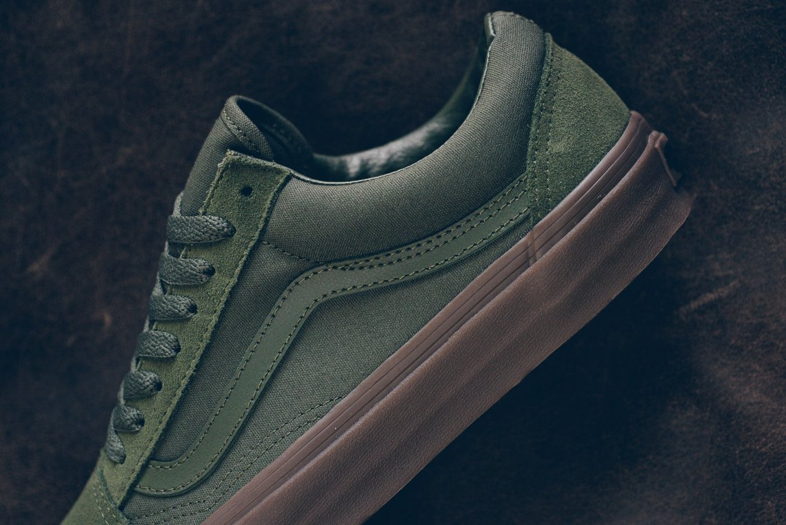 27983adcb65d Vans Old Skool Winter Moss Gum    Available Now