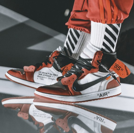 purchase cheap df471 27041 Opinion // In Defense of Virgil Abloh's Off-White Air Jordan ...