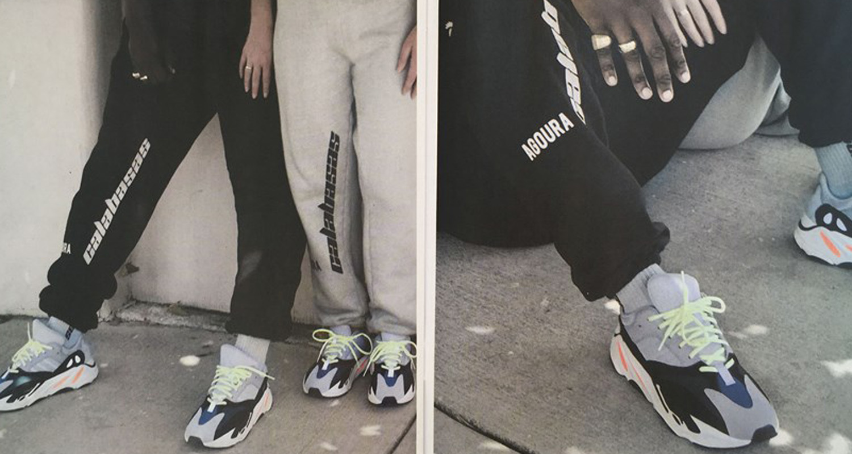 8e68dff95eead adidas Yeezy Boost 700 Stars in New Calabasas Zine