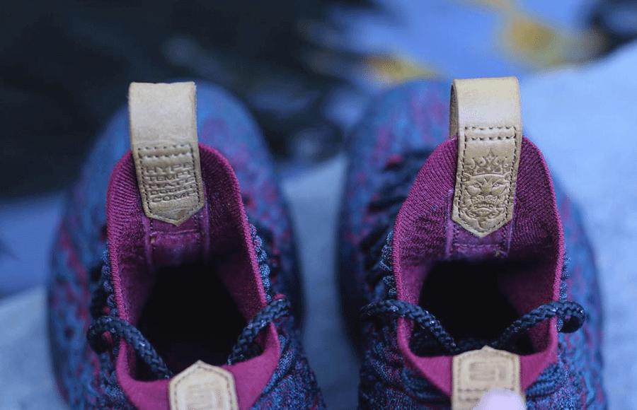 "Nike LeBron 15 ""Cavs"""