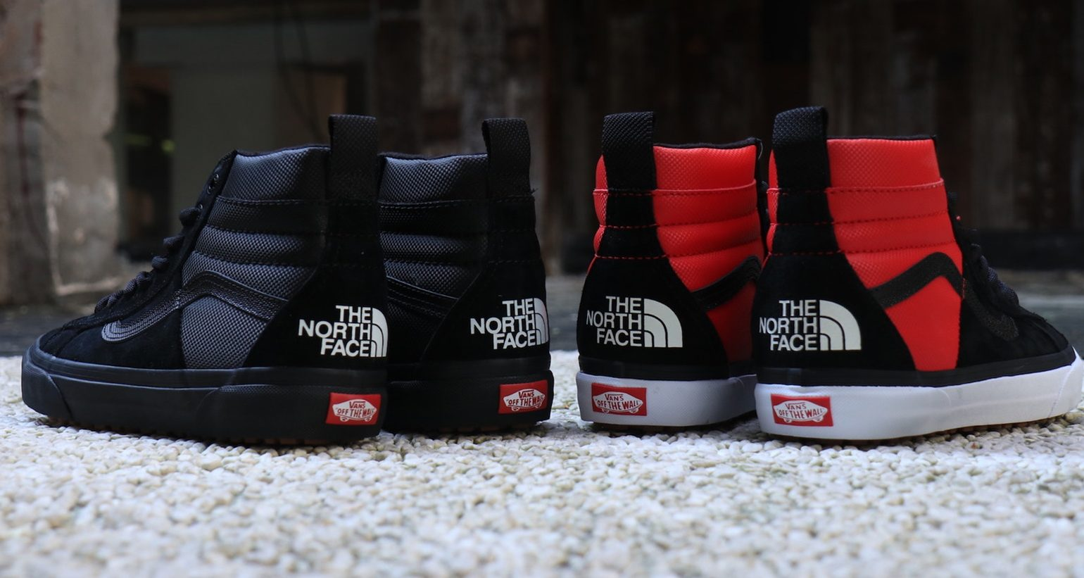 The North Face x Vans Collection    Release Date  b1aef8694