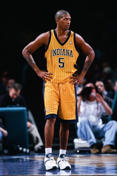 Interview Jalen Rose Talks College Recruiting Fab 5 Retros Nba