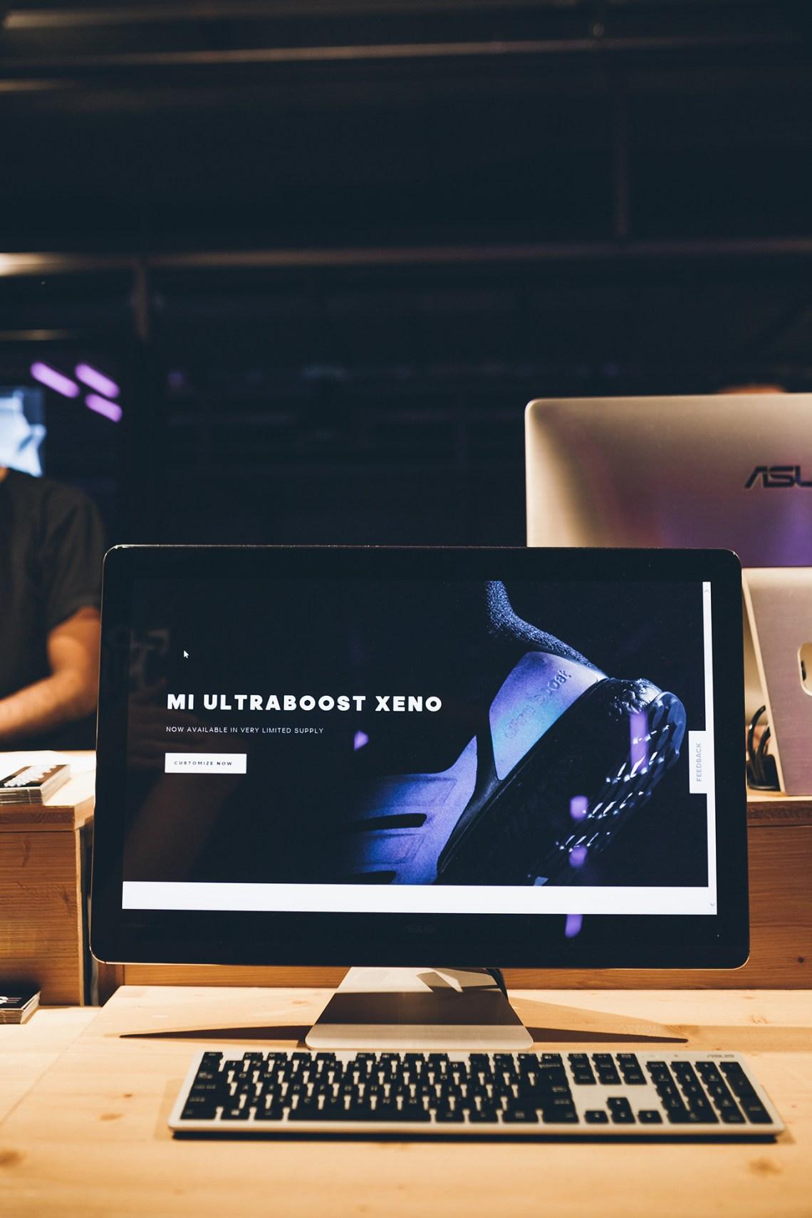 Inside The adidas NYC Xeno UltraBoost Custom Design Party