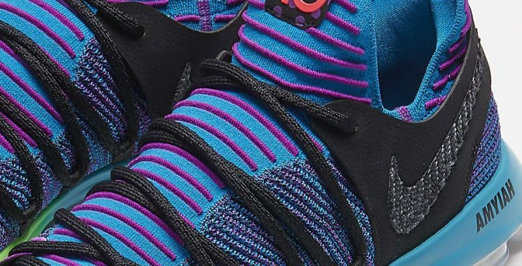 013a15ec3b4b Peep photos of the Nike KD 10 Doernbecher below and look for the entire  Doernbecher Freestyle Collection to be released via SNKRS on November 18th.