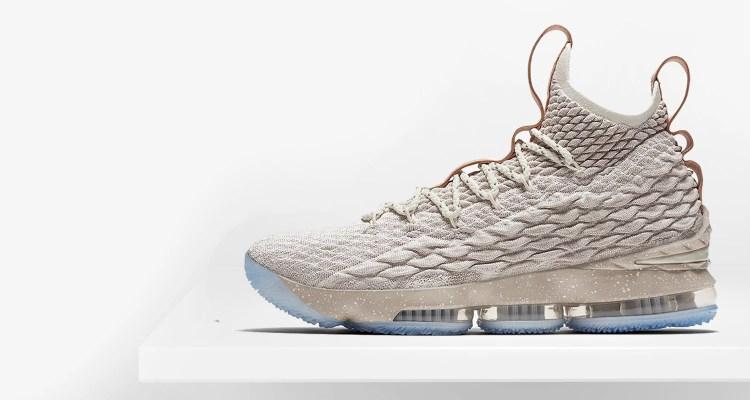 lebron shoes 2017. nike lebron 15 \u201cghost\u201d // in detail lebron shoes 2017