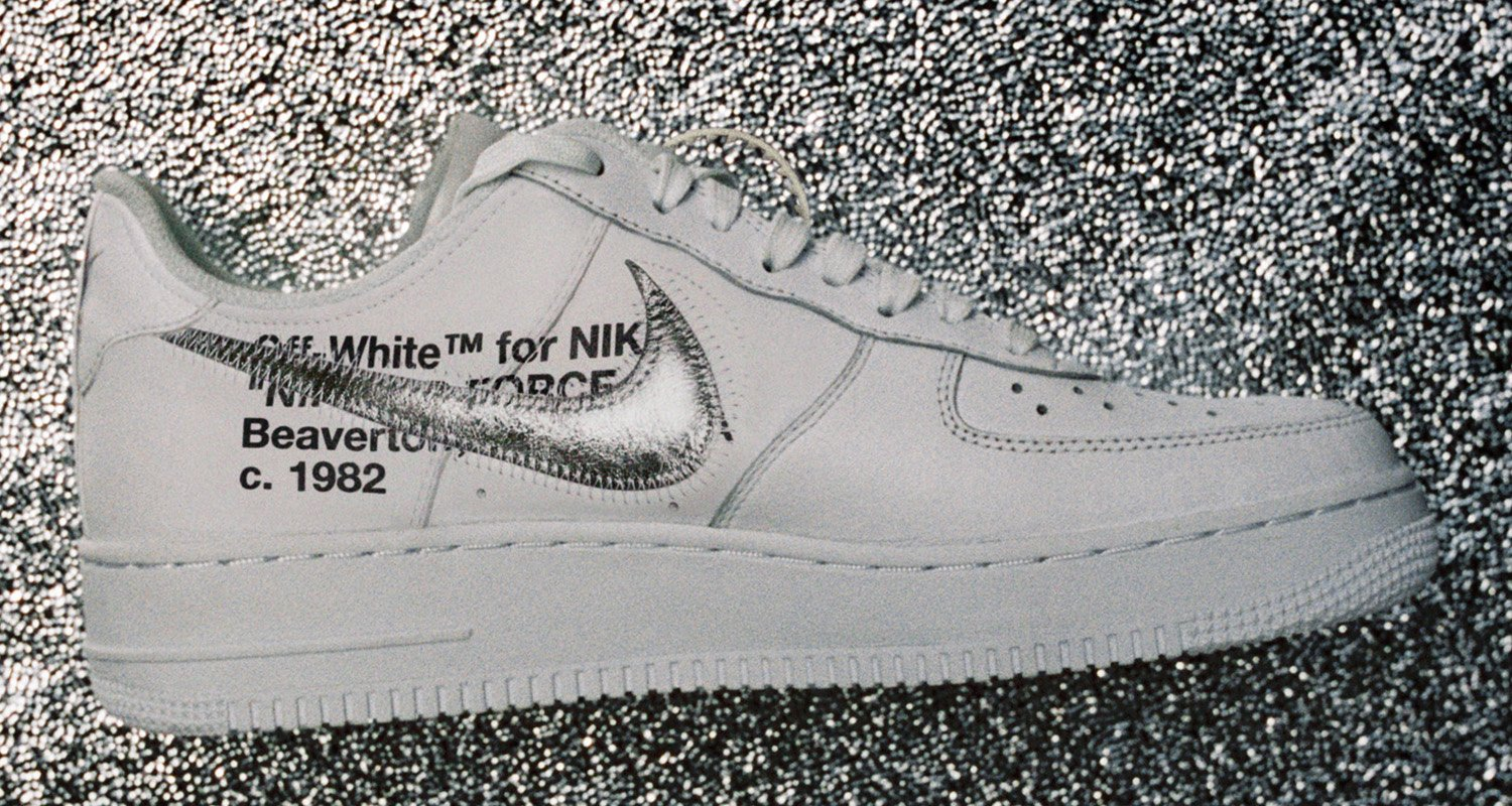 Off White x Nike Air Force 1 Low ComplexCon Exclusive