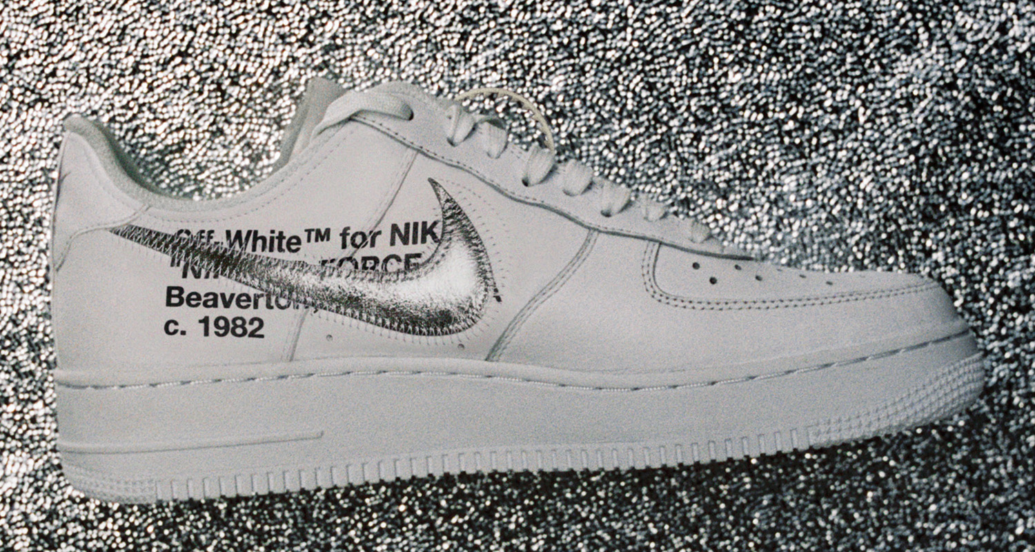 06e594a5da4d9 Off-White x Nike Air Force 1 Low ComplexCon Exclusive    Release Date