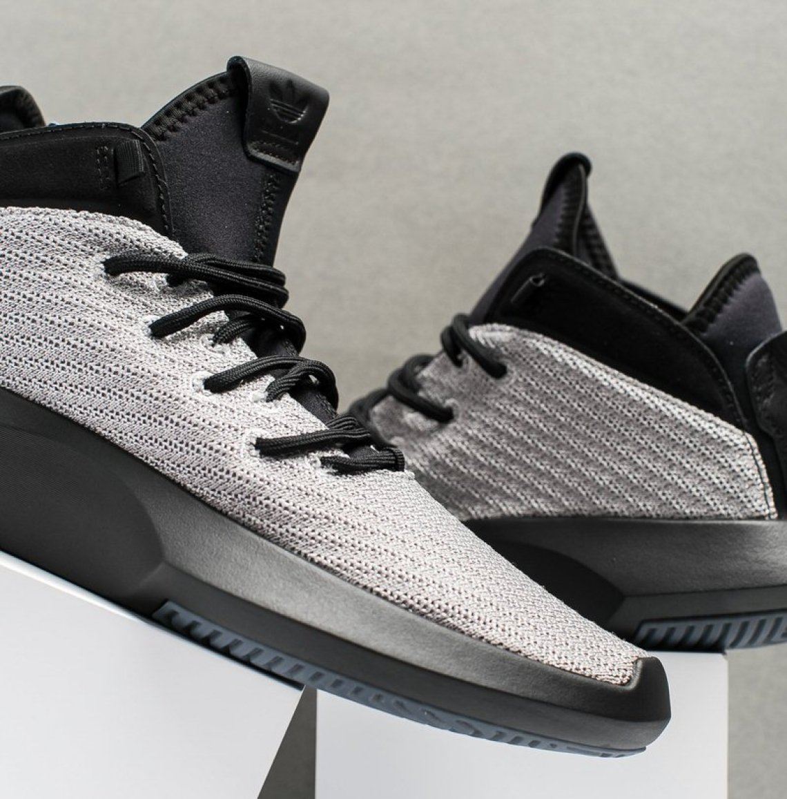 official photos b4493 5d392 ... how to buy ... adidas Crazy 1 ADV Primeknit SilverBlack ...