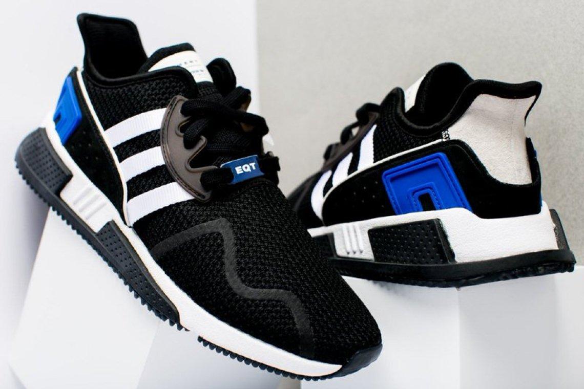 adidas EQT Cushion ADV Black/Royal