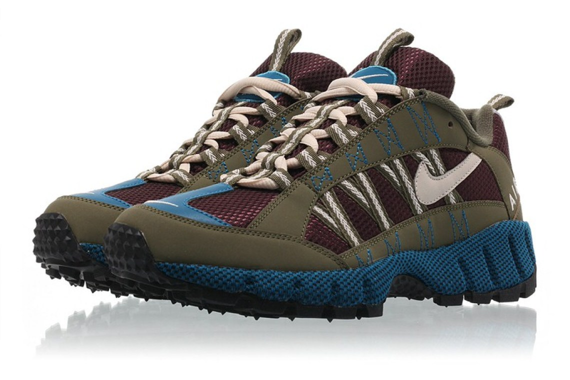 6a280814ae3 Nike Air Humara 17 Medium Olive Desert Sand-Deep Burgundy