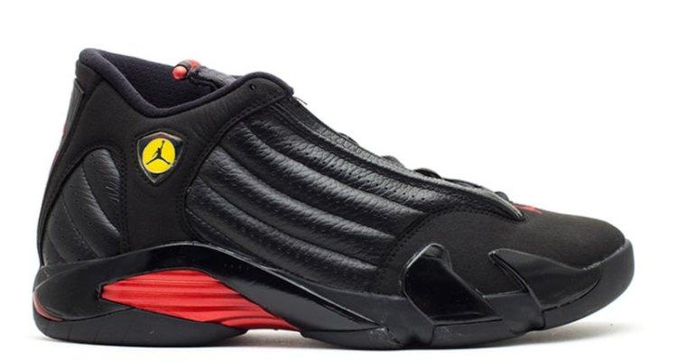 """Air Jordan 14 """"Last Shot"""""""