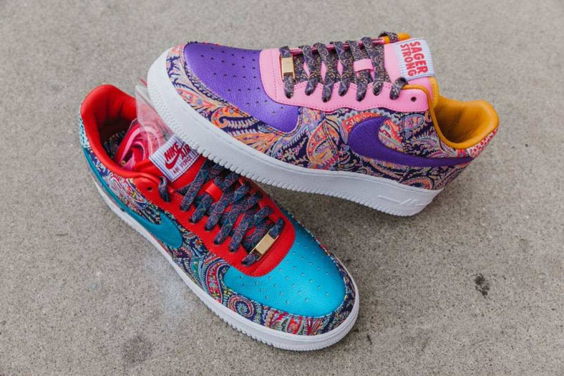 2016 Air Force 1 Low Craig Sager