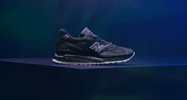 "New Balance 998 ""Northern Lights"""