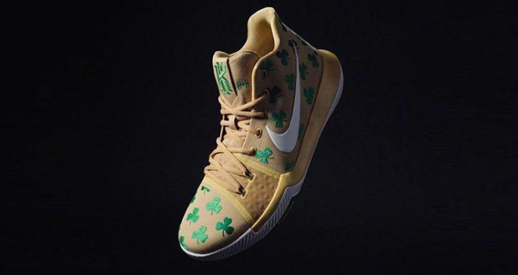 """Nike Kyrie 3 """"Luck"""" PE"""