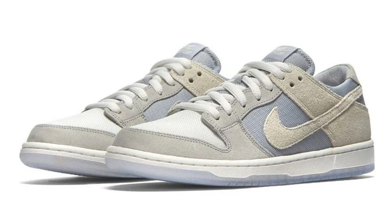 "huge discount caa5d 5eb4f ... Anthracite Light Redwood  Nike SB Dunk Low ""Wolf Grey"" Dropping Soon ..."