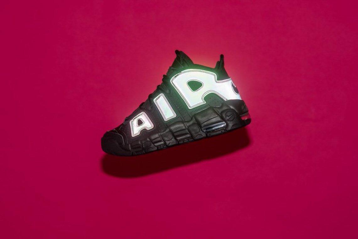Nike Air More Uptempo Reflective Available Now Nice Kicks