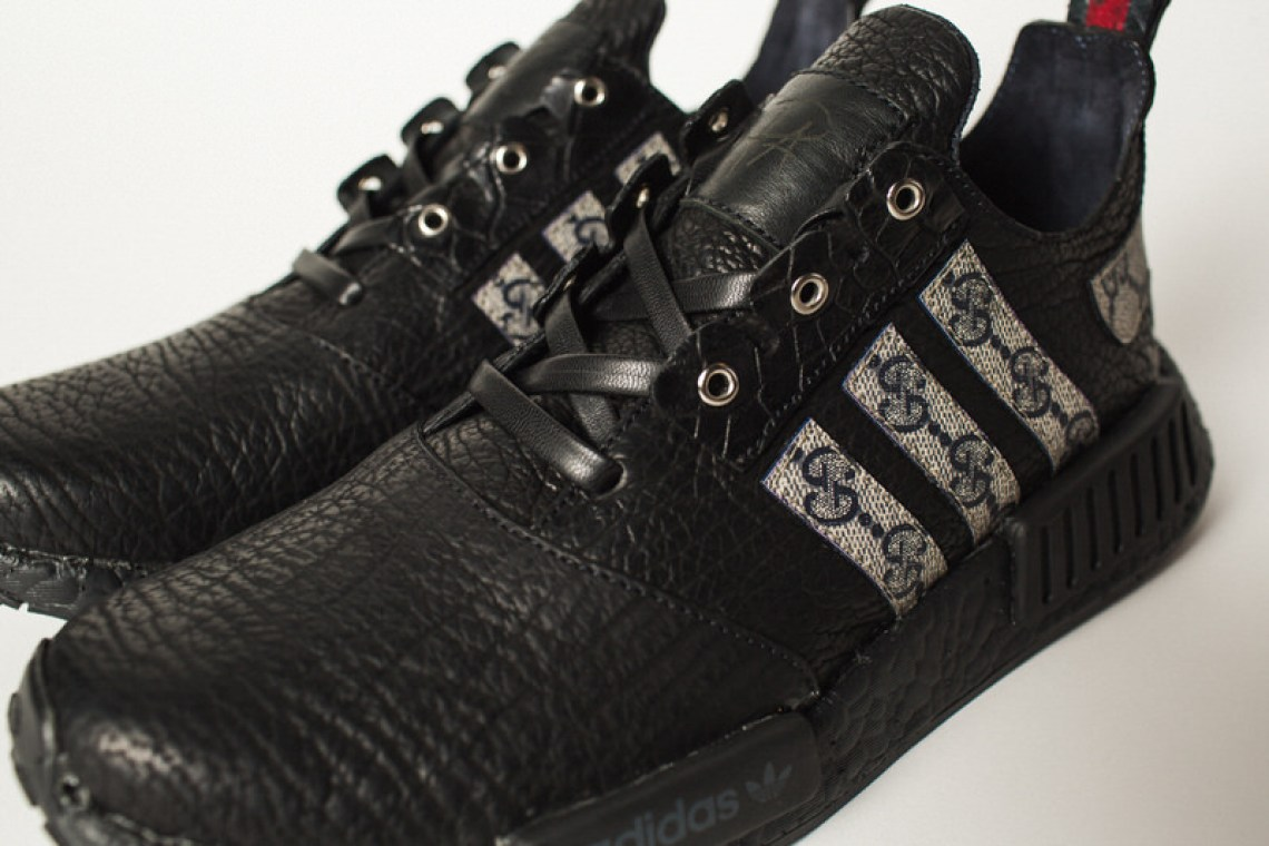 7a0410dc131f Phillip Avin Customized Adidas NMD