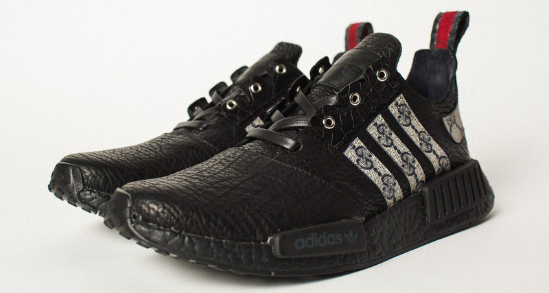 Phillip Avin Customized Adidas NMD