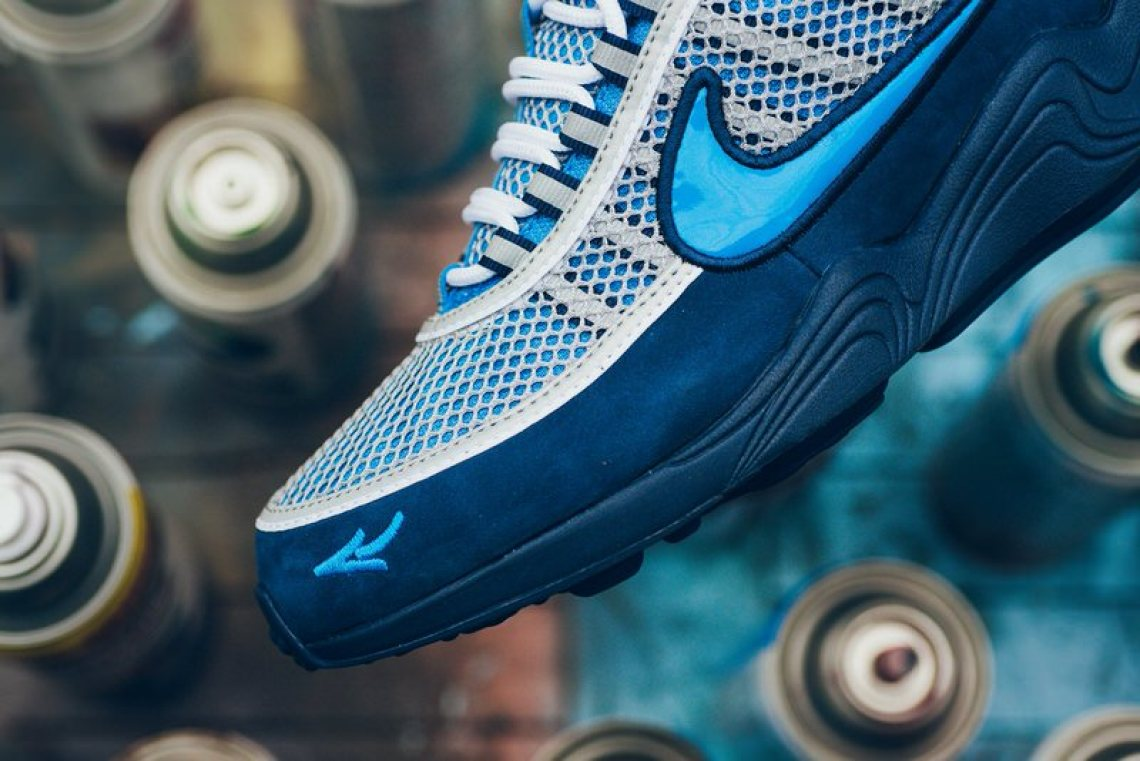 280940ae8913 Stash x Nike Air Zoom Spiridon Collab Finally Drops This Week