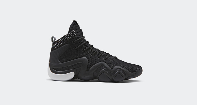 outlet store 00921 53c0d adidas Crazy 8 ADV PK BlackWhite  Release Date