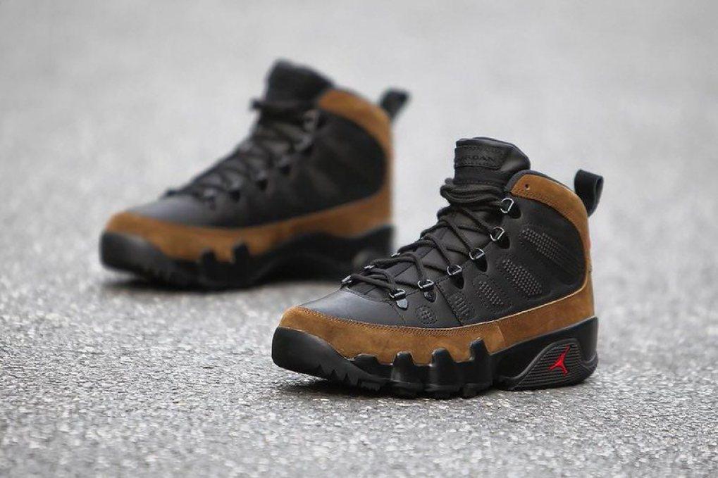 028339a8586 Air Jordan 9 NRG Boot