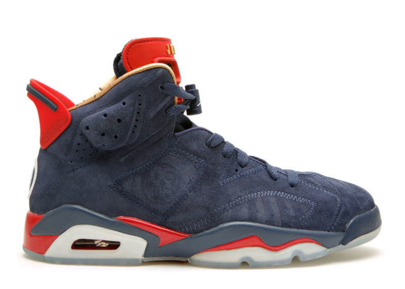 2009 // Air Jordan 6 DB by Jordan Dark