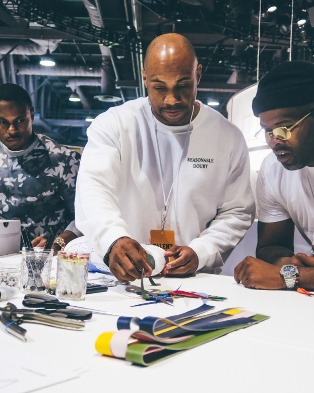 """Interview // Kareem """"Biggs"""" Burke on Roc-A-Fella's Impact on Culture, Buying 200 Pairs of Uptowns at Once, & Favorite Jay-Z Verses"""