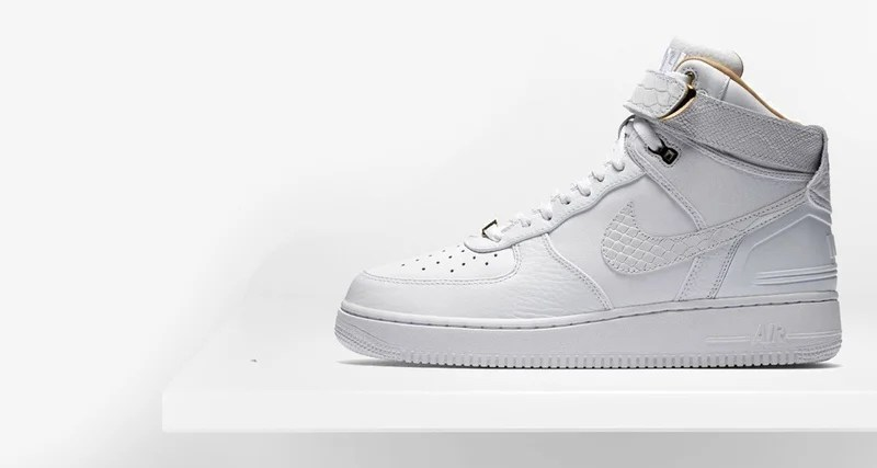 Just Don x Nike Air Force 1 Hi Nice Kicks