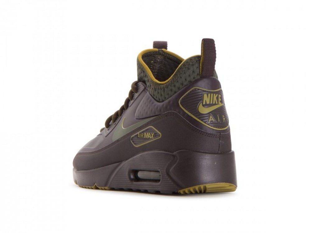 f2af80b2072f Nike Air Max 90 Ultra Mid Winter SE Velvet Brown    Available Now
