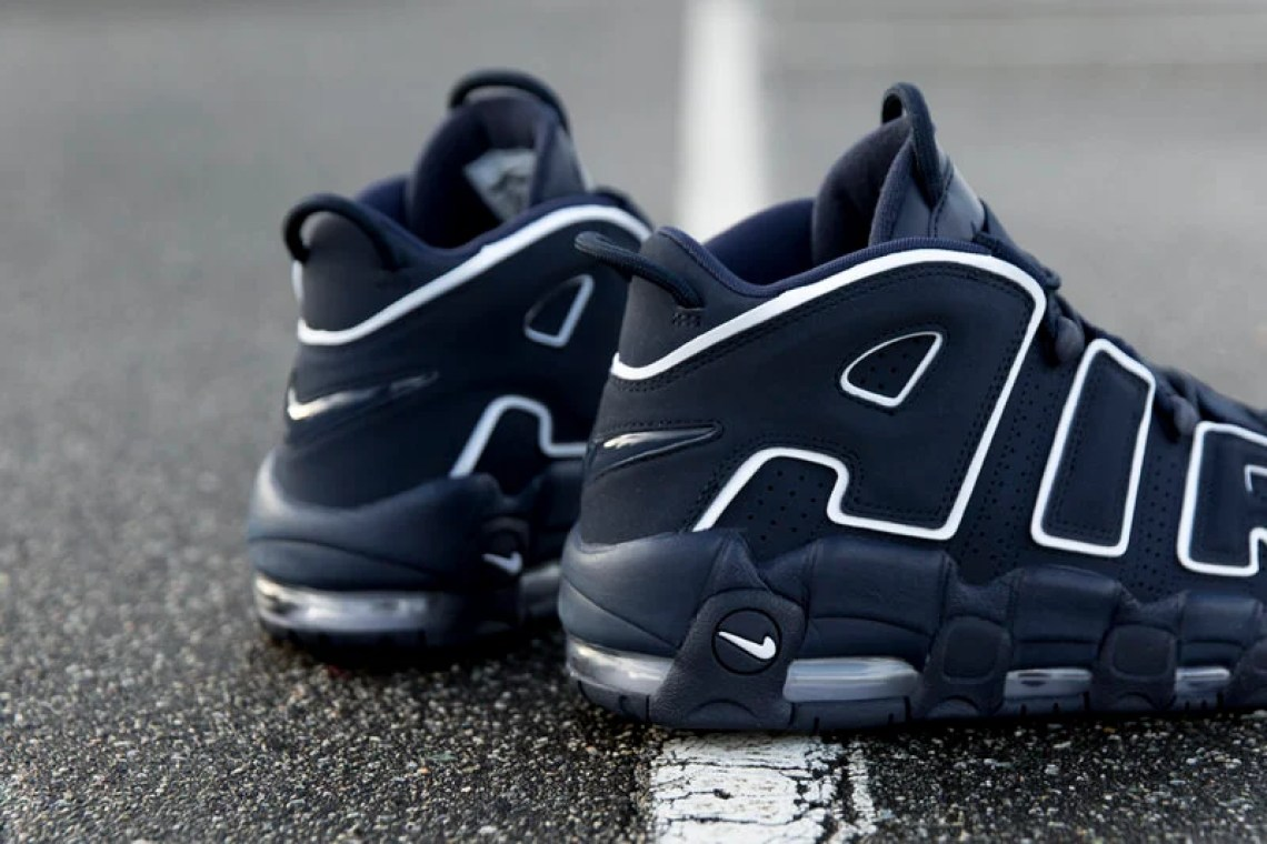 Nike Air More Uptempo 96 Obsidian Another Look