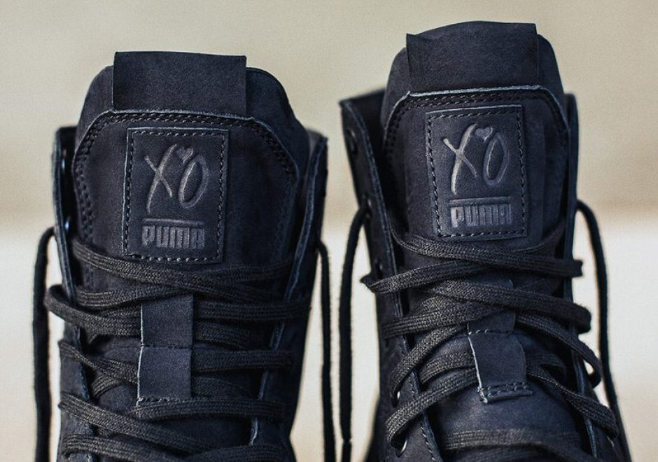 6335e11de4d2b9 The Weeknd and PUMA Debut Third XO Parallel Colorway
