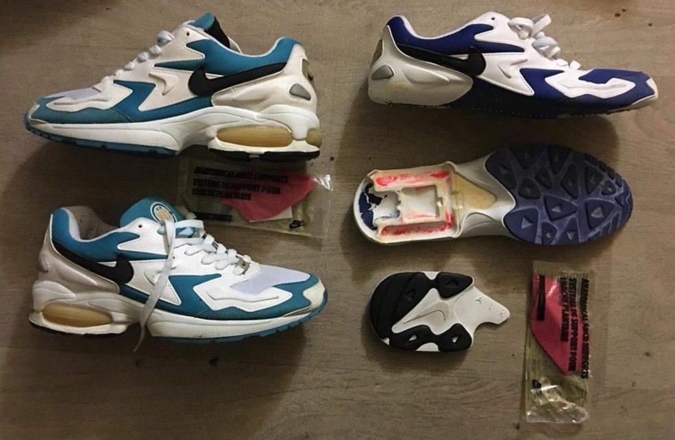 b4150f36fc5 Nike Air Max2 Light    Throwback Thursday
