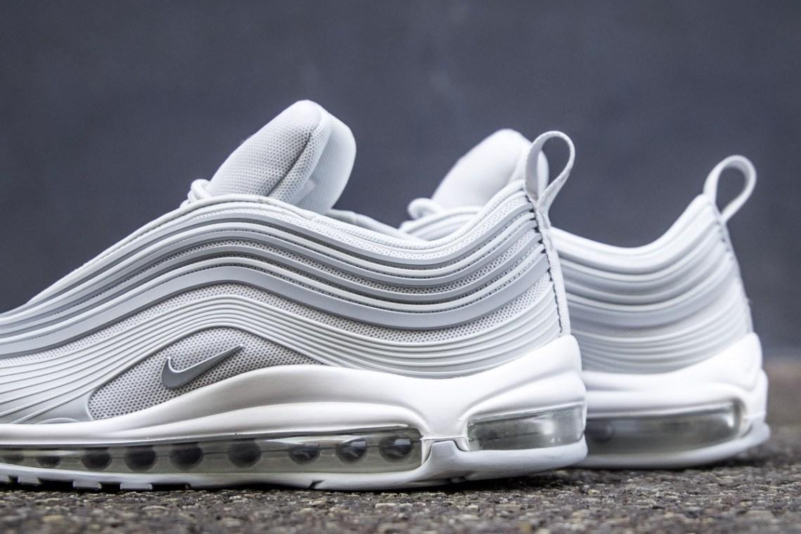 "Nike Air Max 97 Ultra '17 ""Pure Platinum"""