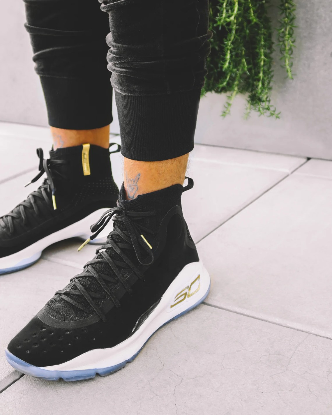 online store 65341 029ff An On-Foot Look at the Under Armour Curry 4