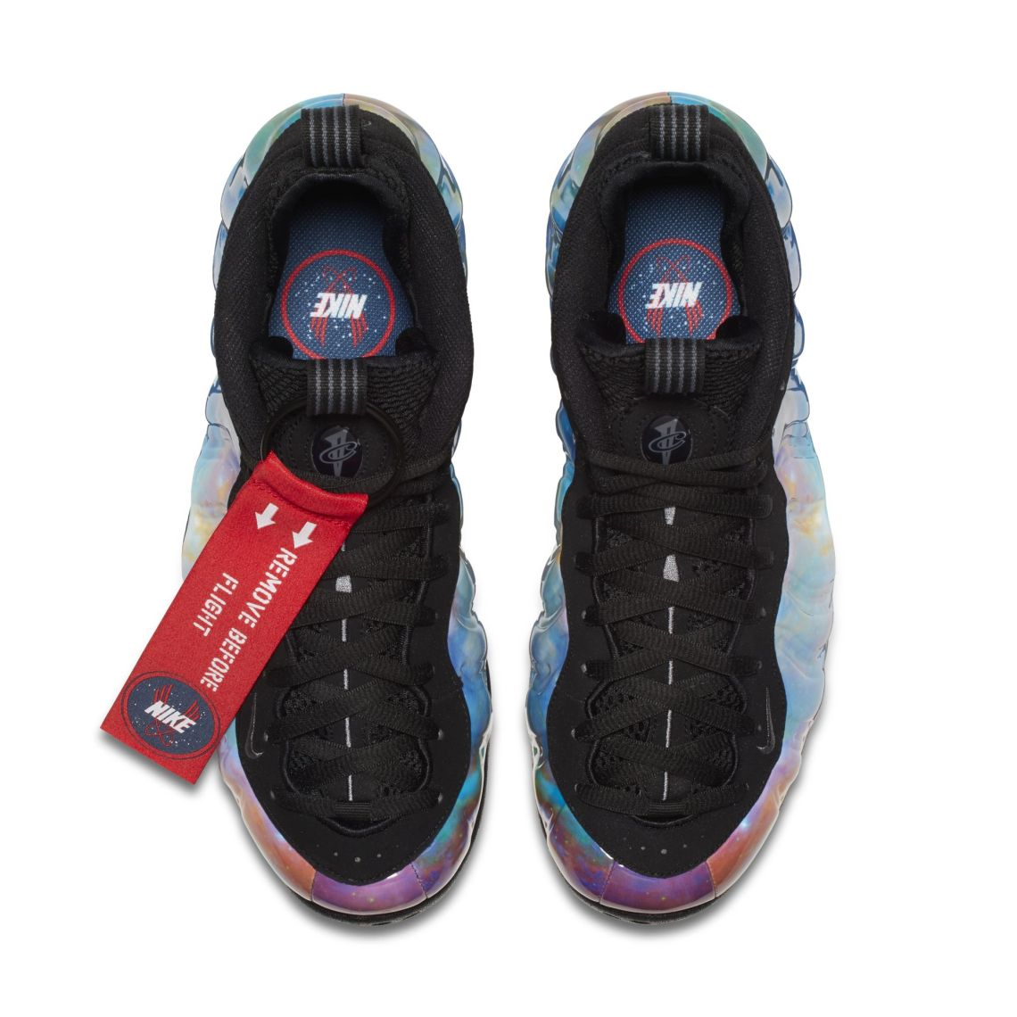 "Nike Air Foamposite One ""Alternate Galaxy"""