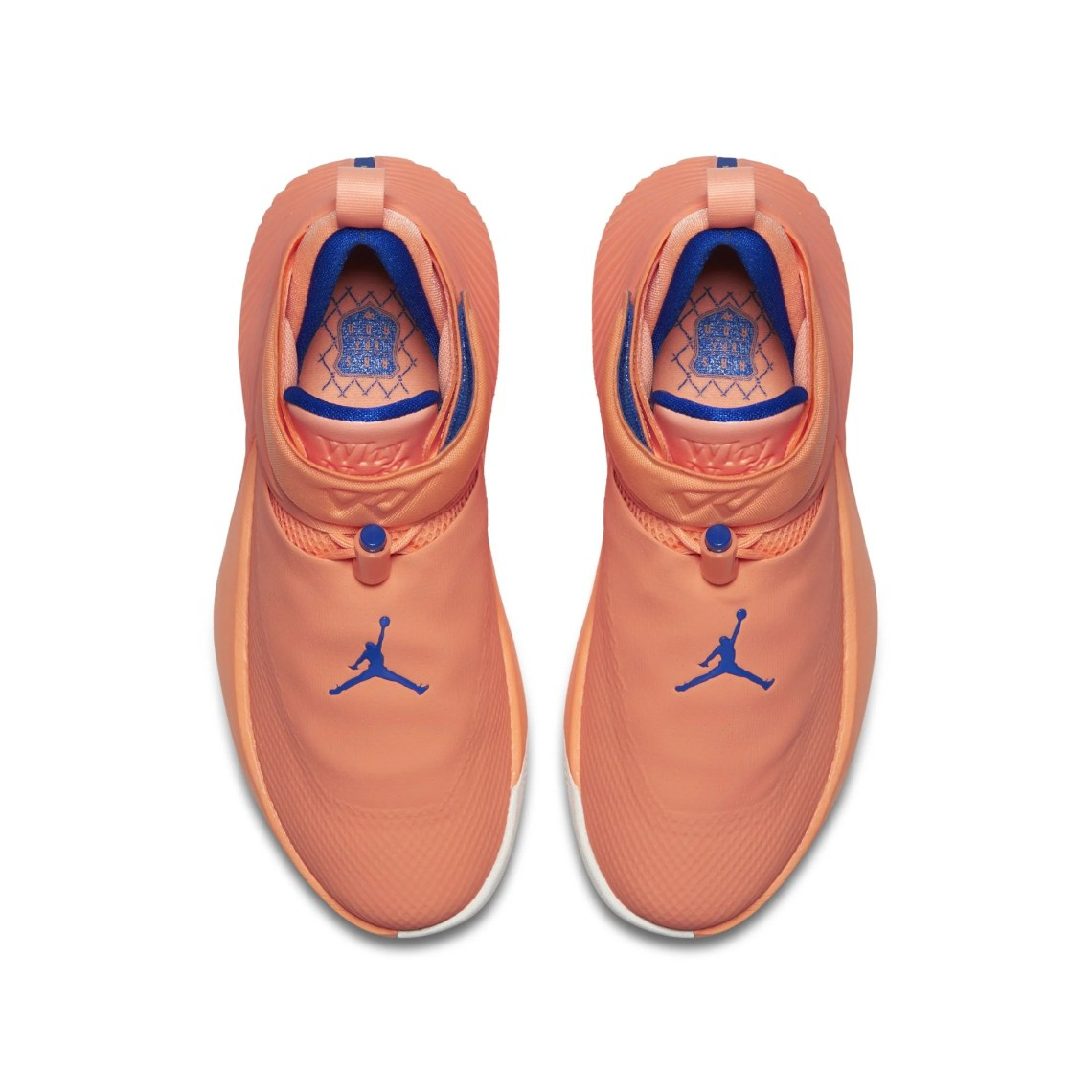 0b47d583643fc3 Russell Westbrook s Jordan Fly Next Appears in OKC Colors