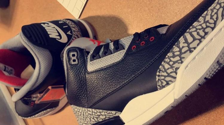 new styles 980c3 792a0 Black Cement 3s | Nice Kicks