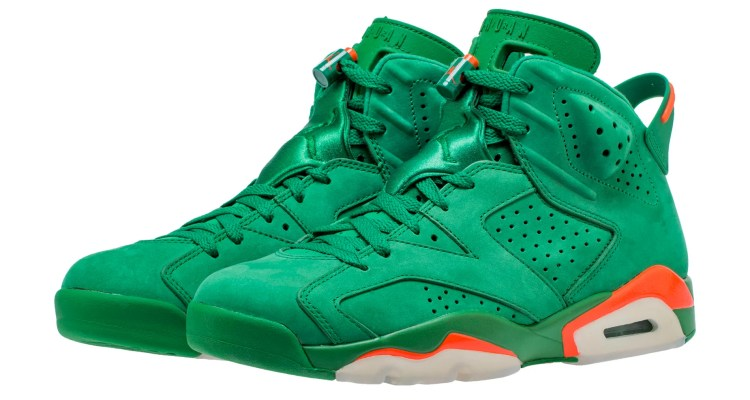 "Air Jordan 6 NRG ""Gatorade"""