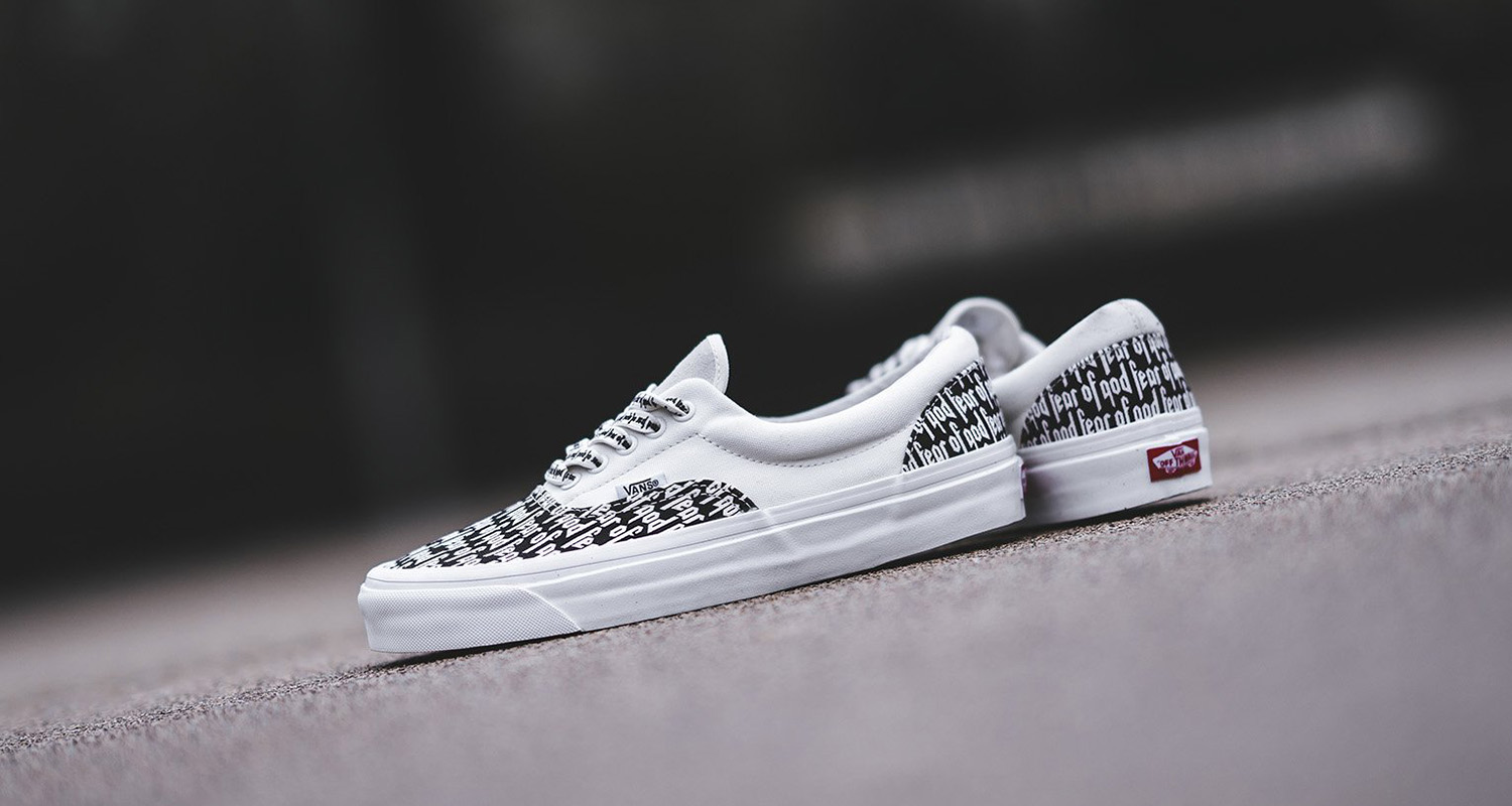 fear of god vans