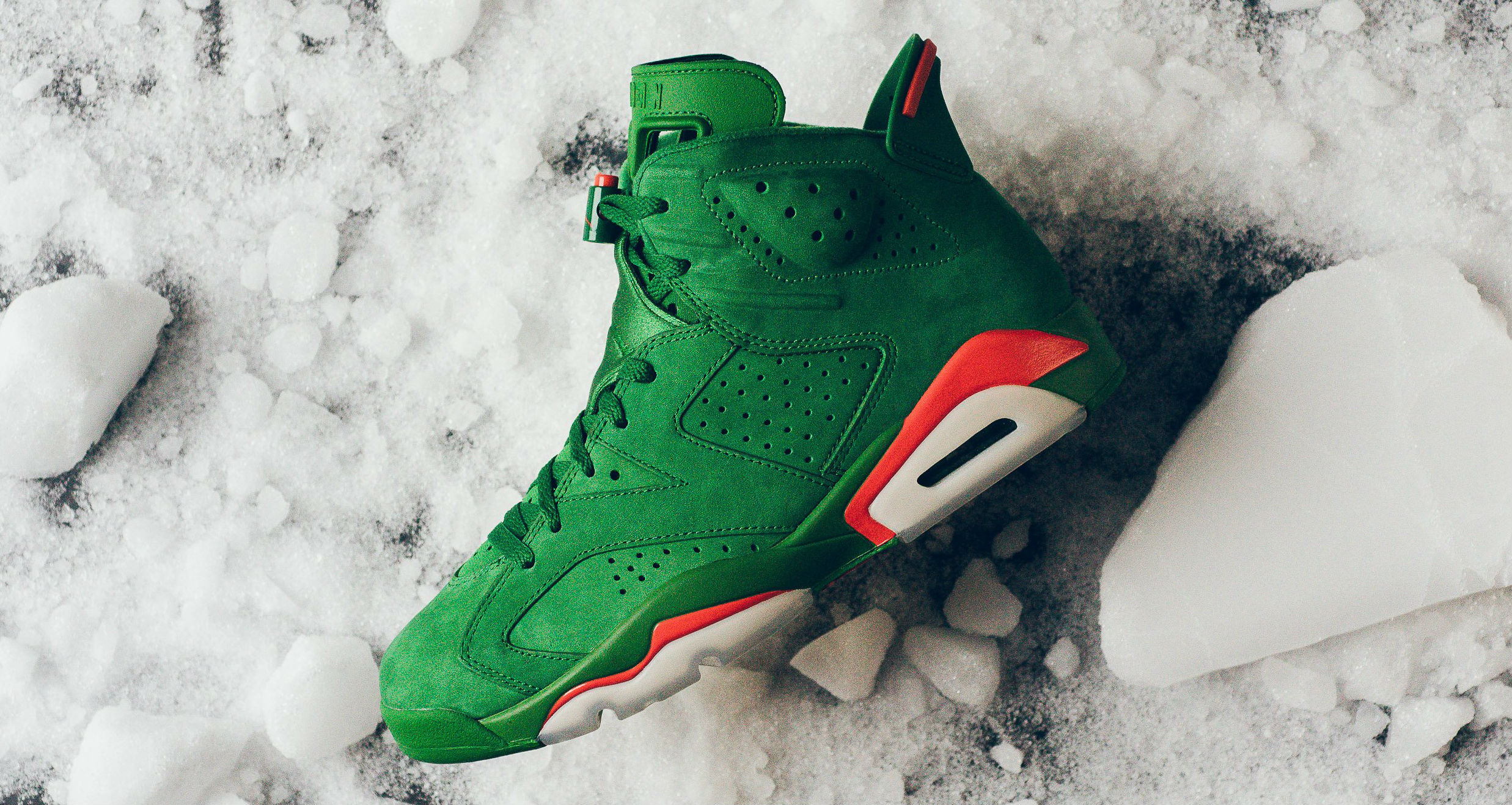 "3b236497a1b Air Jordan 6 NRG ""Gatorade"" // Another Look 