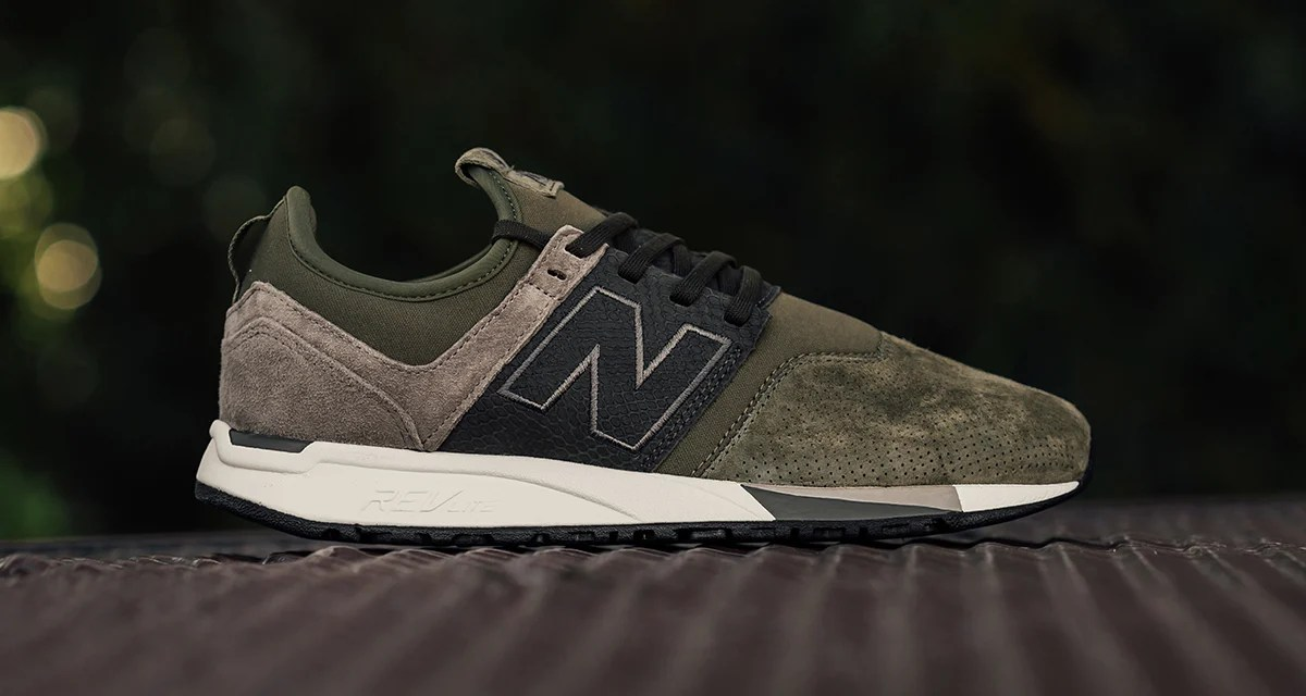 new balance 400 luxe