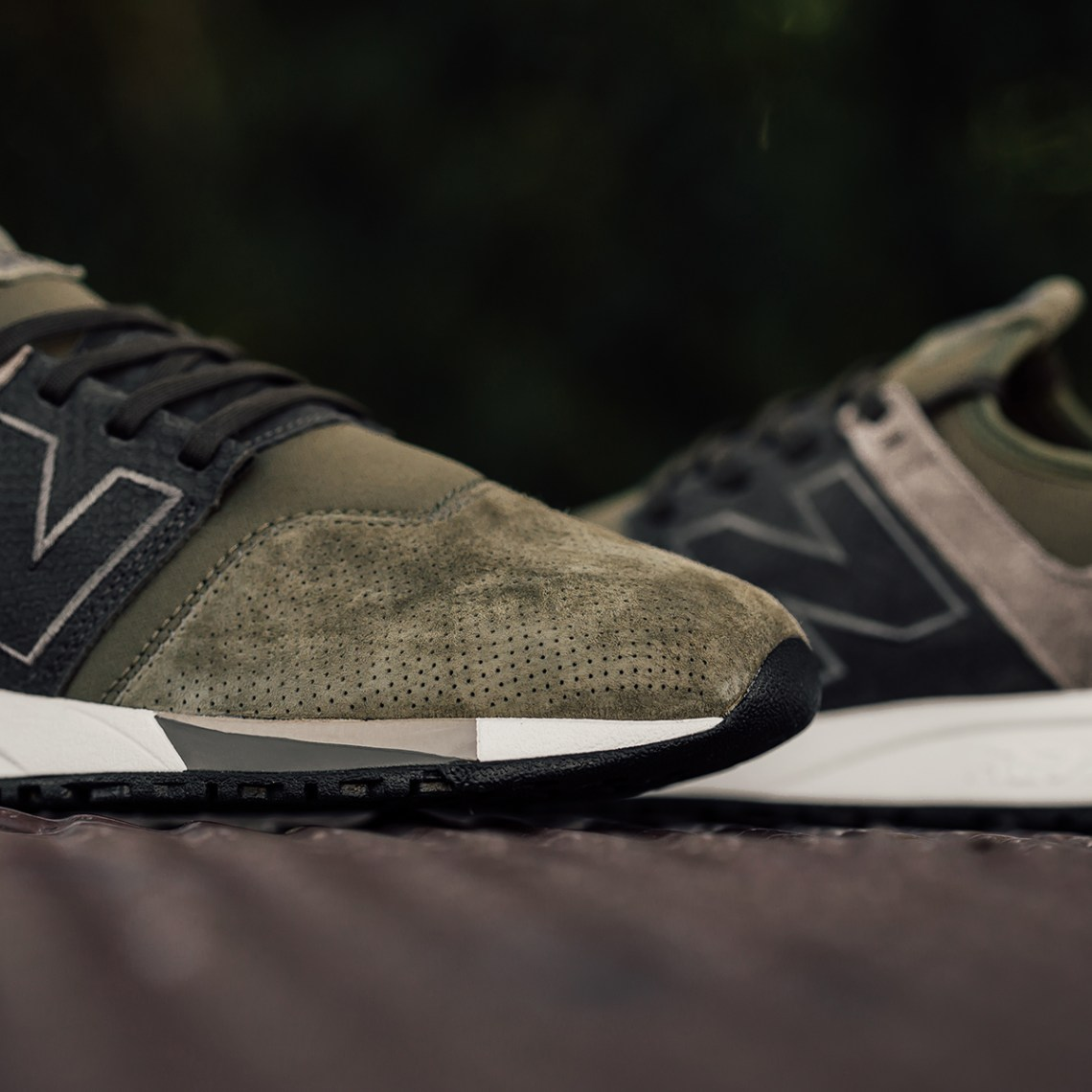 """New Balance 247 Luxe """"Reptile"""""""