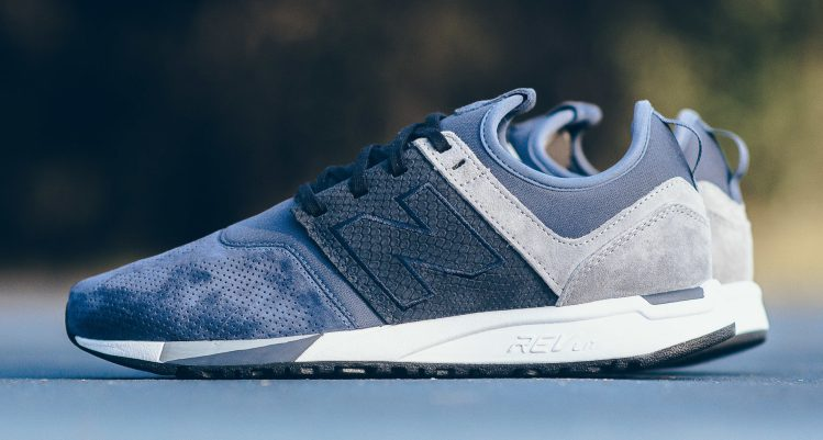New Balance MRL247RN Navy/Grey
