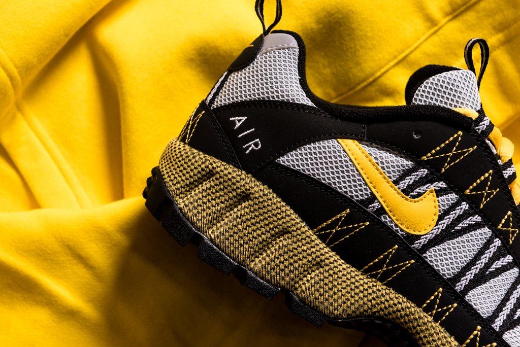 outlet store 0e25e a5de7 Nike Air Humara '17 Black/Varsity Maize // Another Look | Nice Kicks