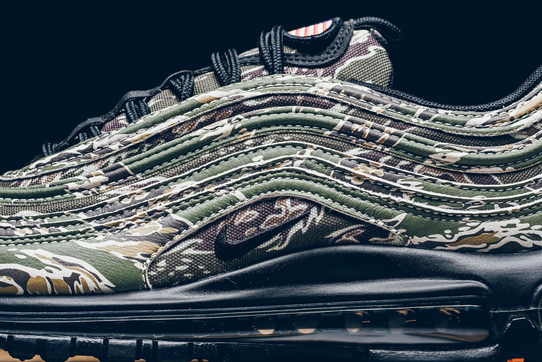 "Nike Air Max 97 ""Country Camo"" U.S.A. ."