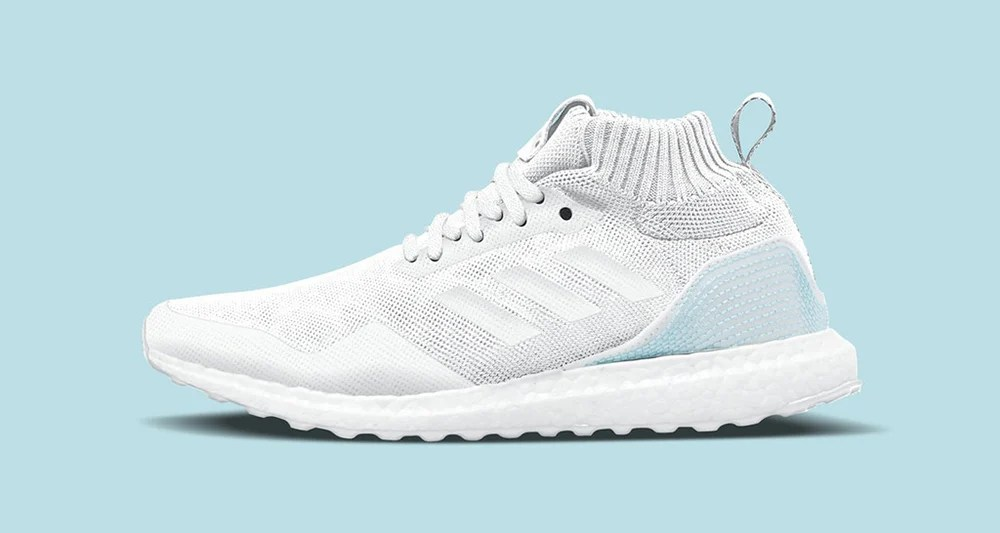 Parley X Adidas Ultraboost Mid First Look