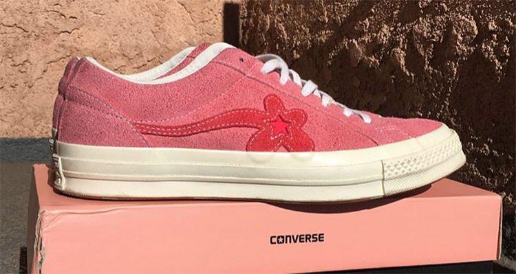 converse tyler pink