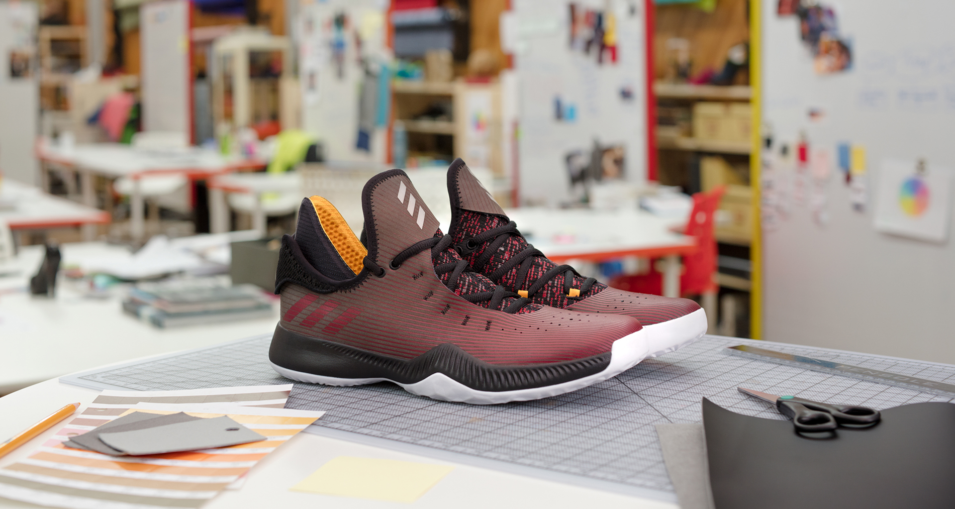 """2c1d3c1f1be adidas Releases Harden PENSOLE Designed by """"Lace Up"""" YouTube Red Series  Winners"""