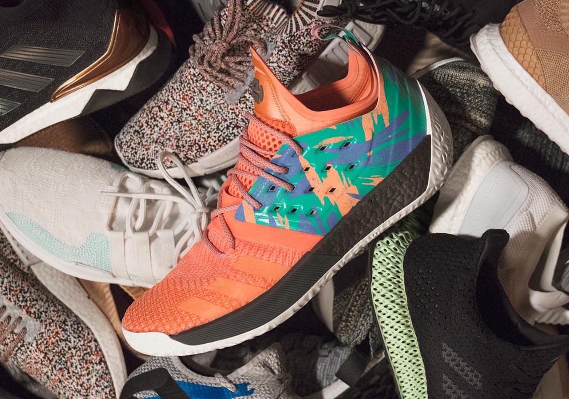 2d79c4c63d1 adidas Offers a Closer Look at Harden Vol. 2